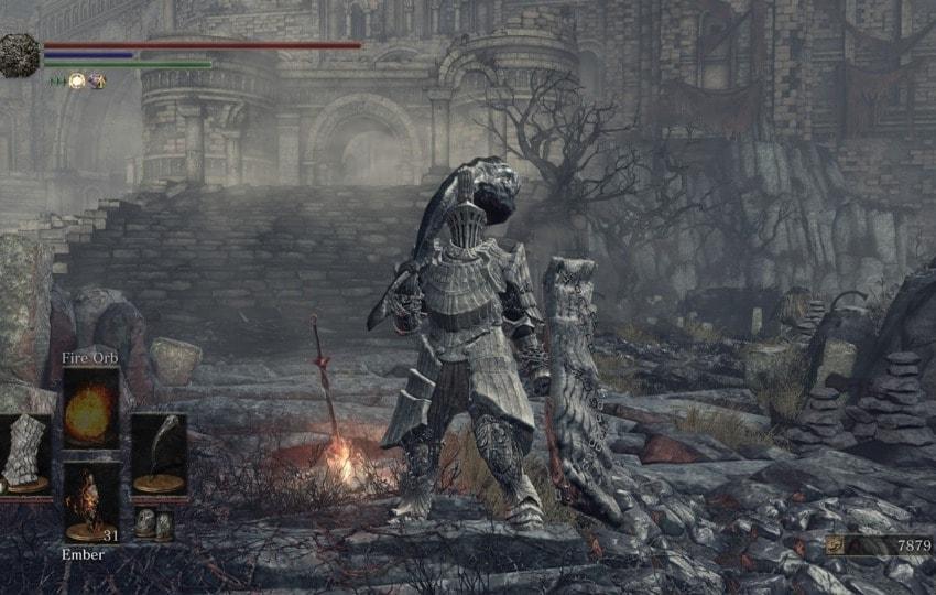 Dark Souls 3 сет Хавела-2