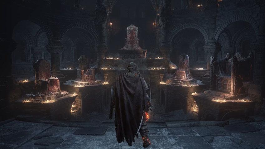 Dark Souls 3 жесты-2