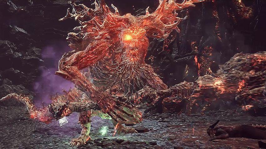 Dark Souls 3 Старый король демонов-2