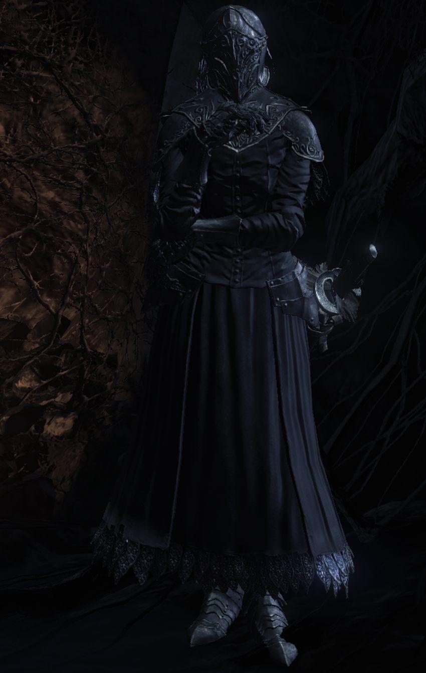 Dark Souls 3 торговцы-3