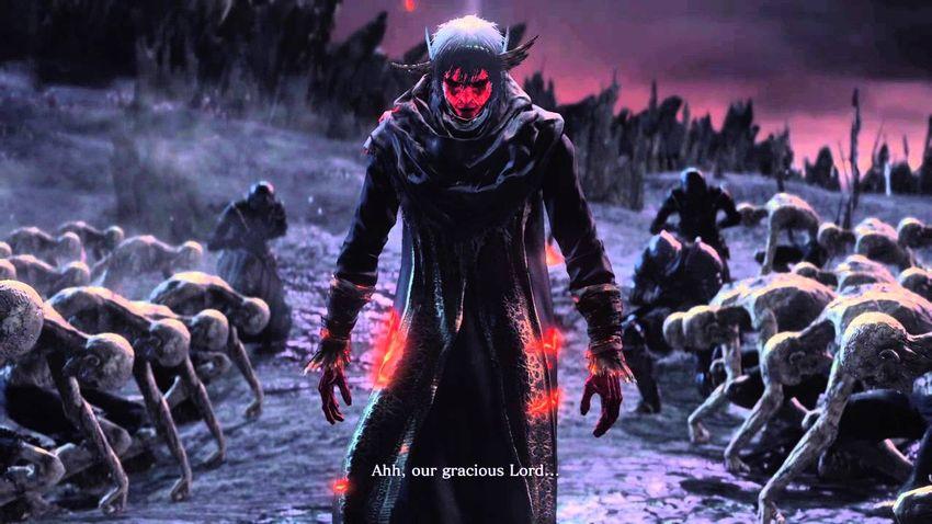 Dark Souls 3 узурпация огня-2