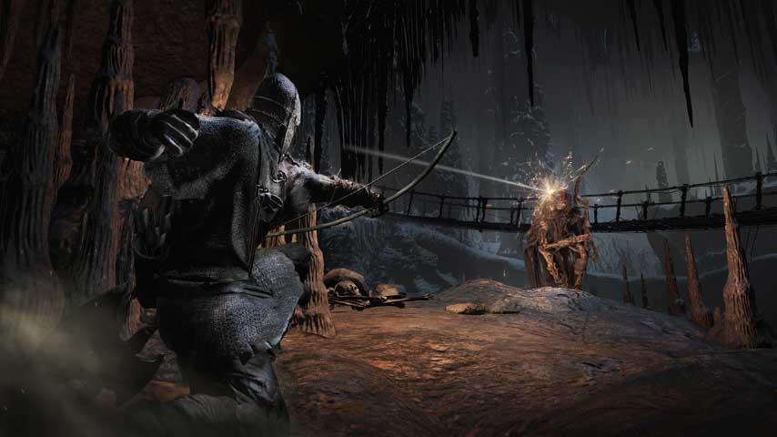 Dark Souls 3 Заброшенные могилы-2
