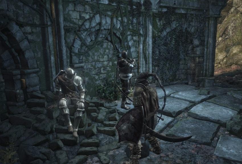 Как вступить в ковенант в Dark Souls 3-2