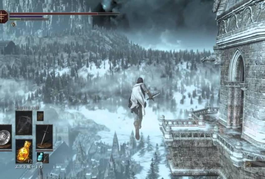 Как вступить в ковенант в Dark Souls 3-3