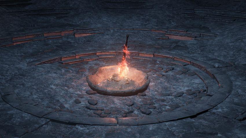 Уровень костра Dark Souls 3-2