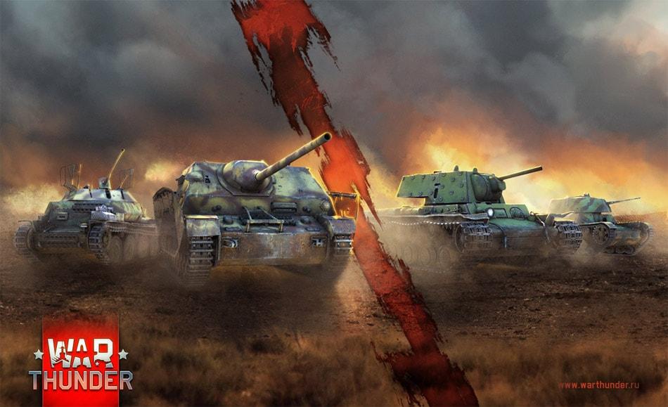 War Thunder: лучшие танки Германии