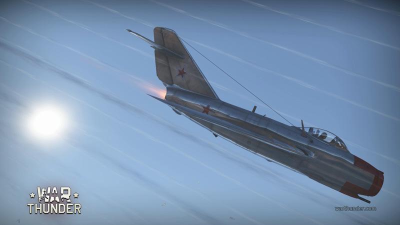 War Thunder: Миг-9