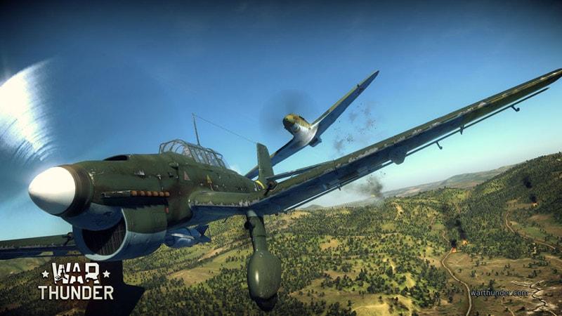 War Thunder: как создать камуфляж