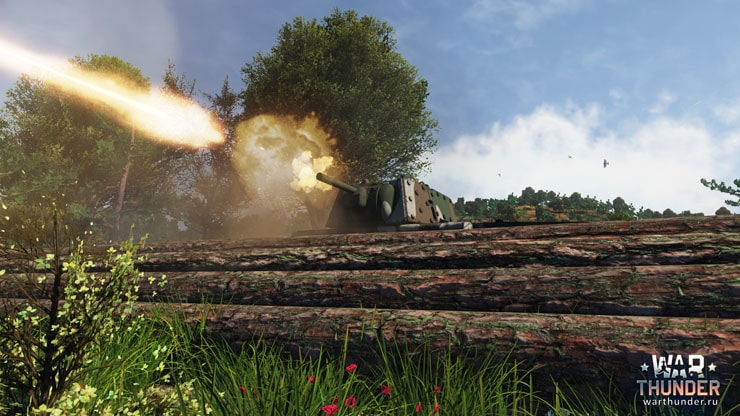 War Thunder: КВ-1