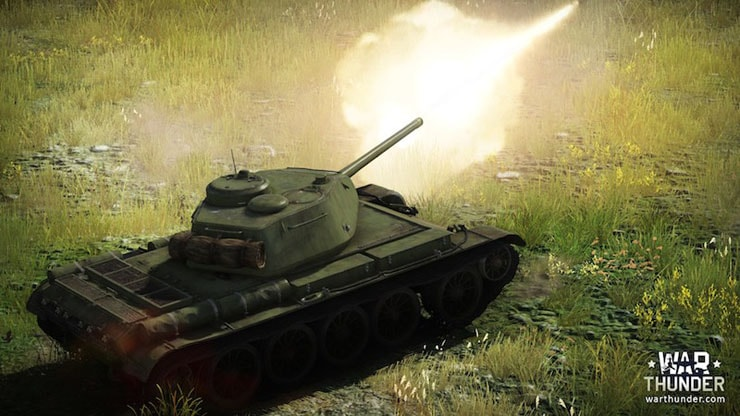 War Thunder: Танк Т-44