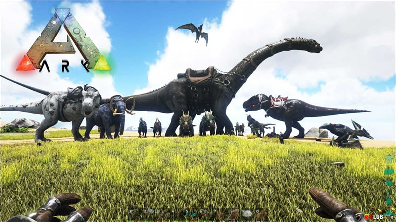 Получи $200 за ошибки в Ark: Survival Evolved