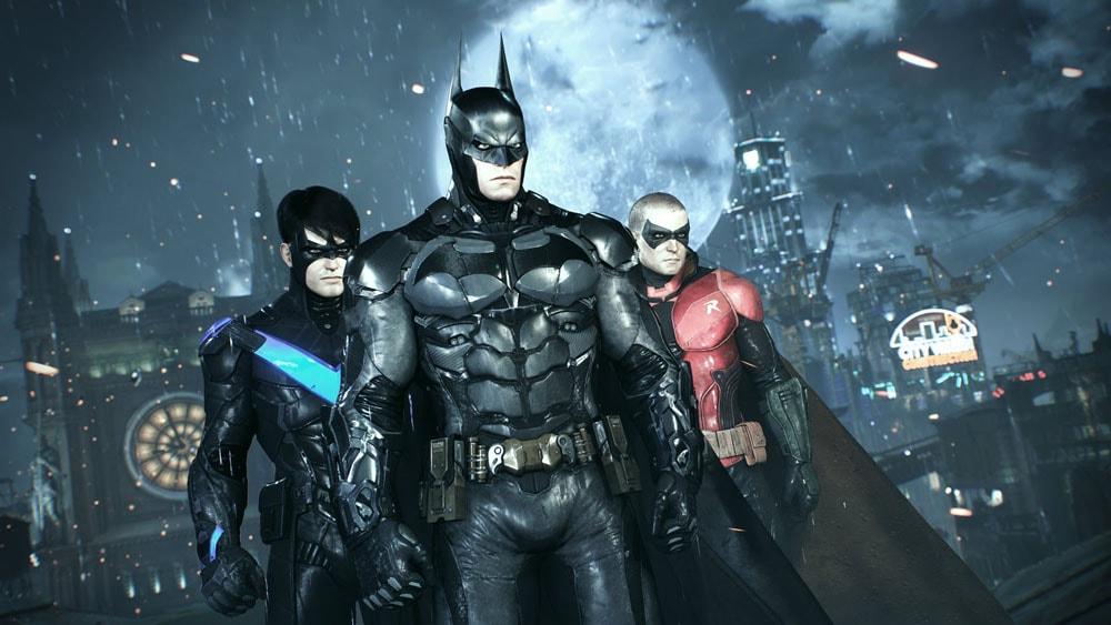 Новые персонажи в Batman: Arkham Knight