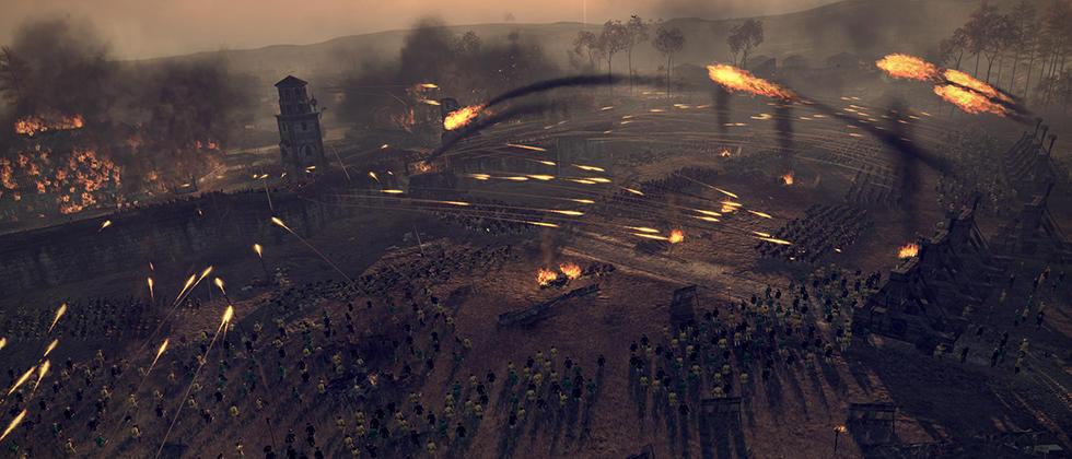 Серия игр Total War: гулять – так гулять!