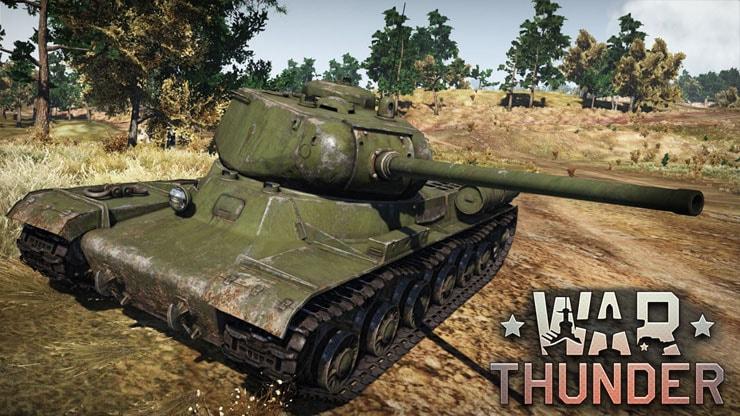War Thunder: танк ИС-1