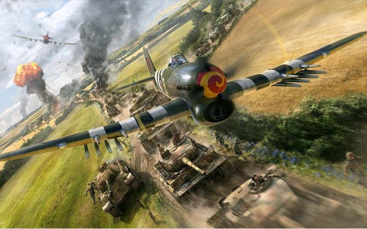 War Thunder: самолеты СССР (часть 1)