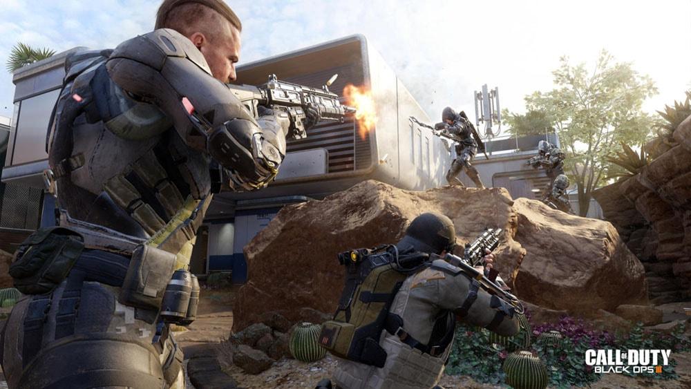 Режим Зомби в Black Ops 3