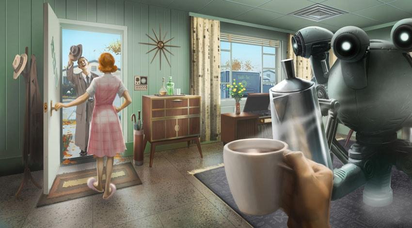 Fallout 4 будет продолжением Fallout 3