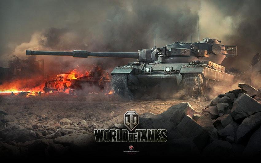 Схема бронирования танков World of Tanks