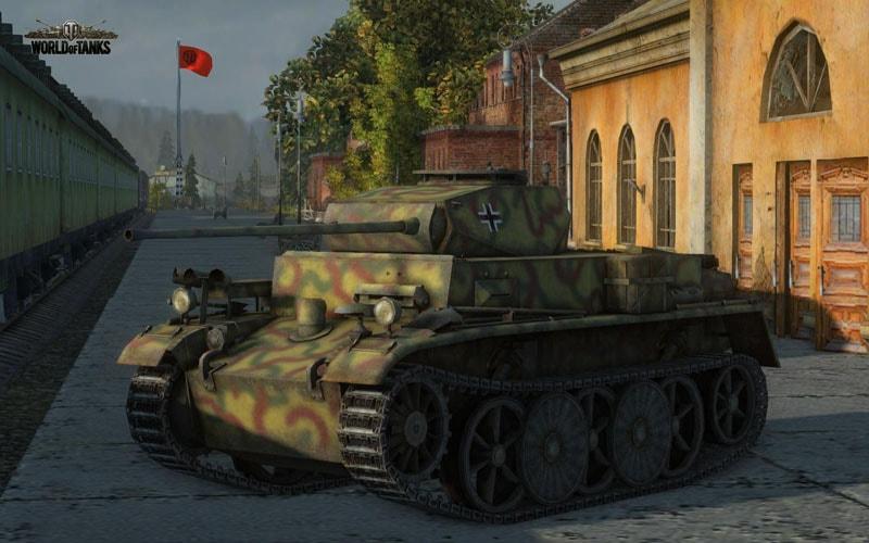 Самый быстрый танк в World of Tanks