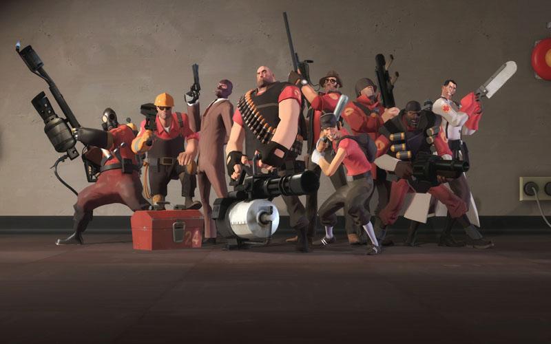 Новое в обновлении Team Fortress 2