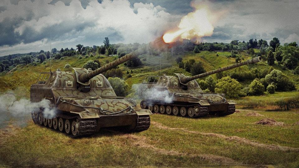 ТОП 5 лучших легких танков в World of Tanks