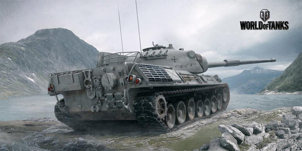 ТОП 5 лучших средних танков в World of Tanks