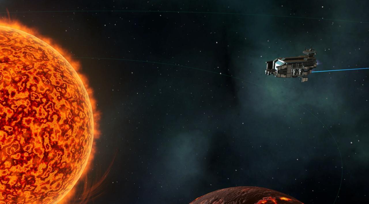 Анонсирована игра Stellaris