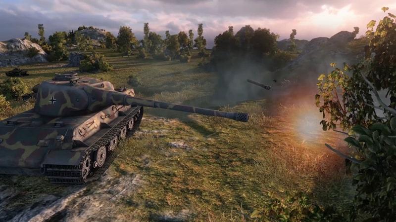 Лучшие премиум танки в World of Tanks