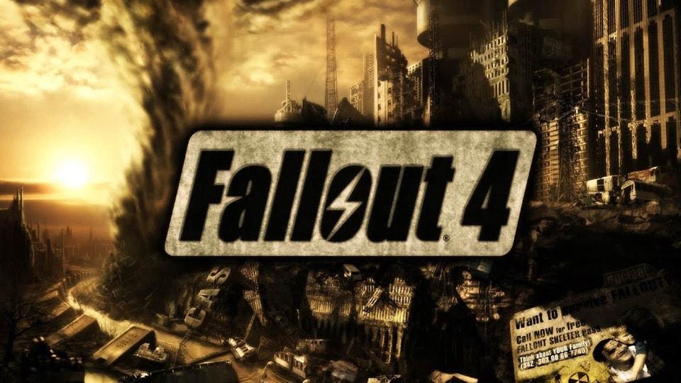 Fallout 4 вышел на ПК!