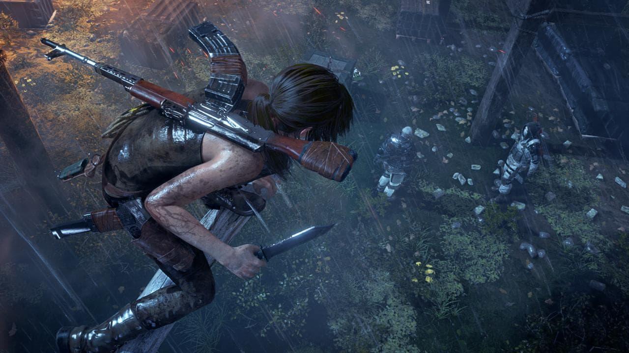 Директор Rise of Tomb Raider покинул студию