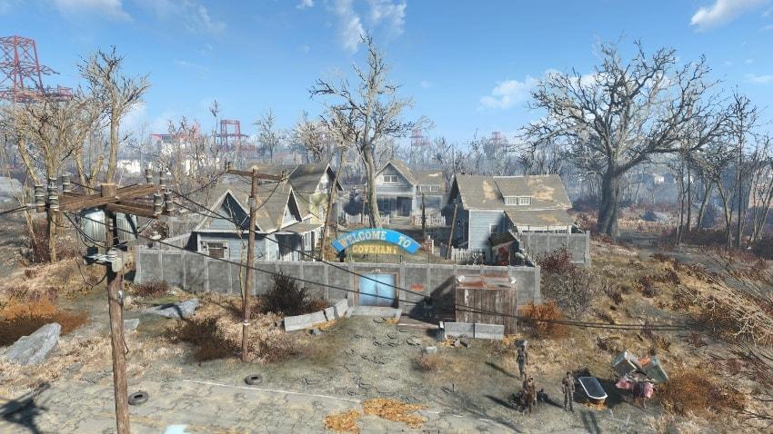 Альянс в Fallout 4