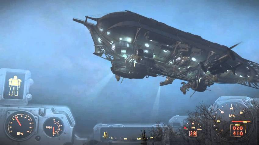 Братство стали в Fallout 4