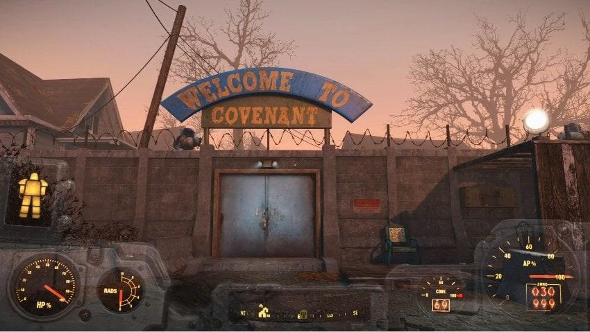 Прохождение квеста Человеческий фактор Fallout 4