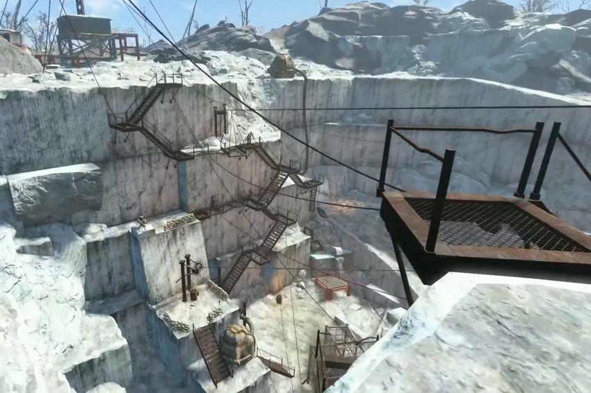 Данвичские бурильщики Fallout 4