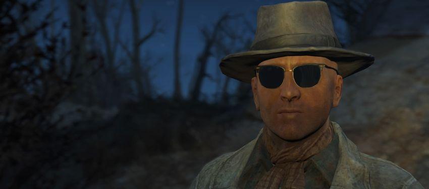 Дьякон в Fallout 4