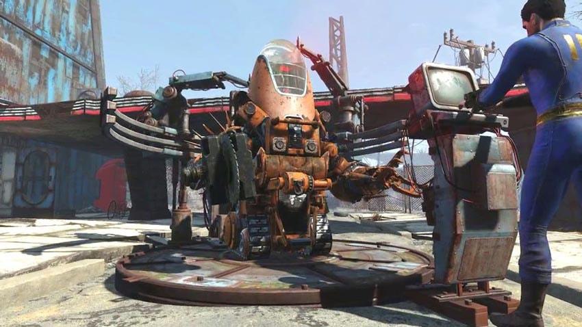 Дополнения Fallout 4