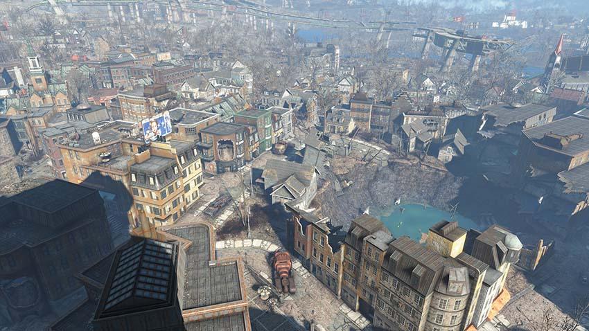Fallout 4 патч для слабых ПК