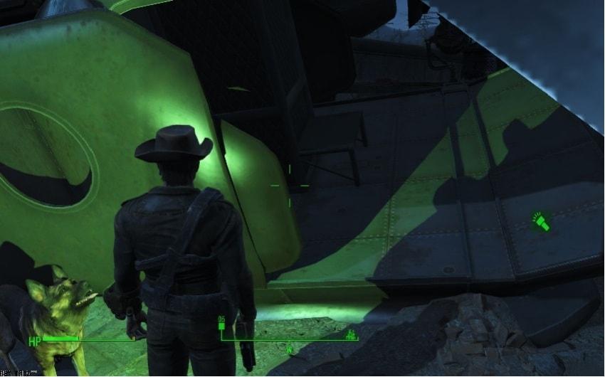 Фонарик в Fallout 4 как включить и выключить