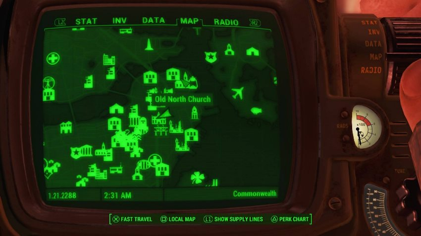 Где и как найти подземку в Fallout 4