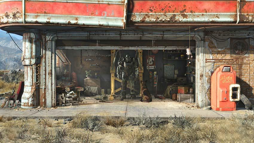 Где лежат сохранения Fallout 4