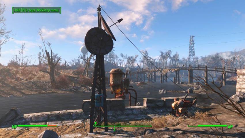 Где найти медь в Fallout 4