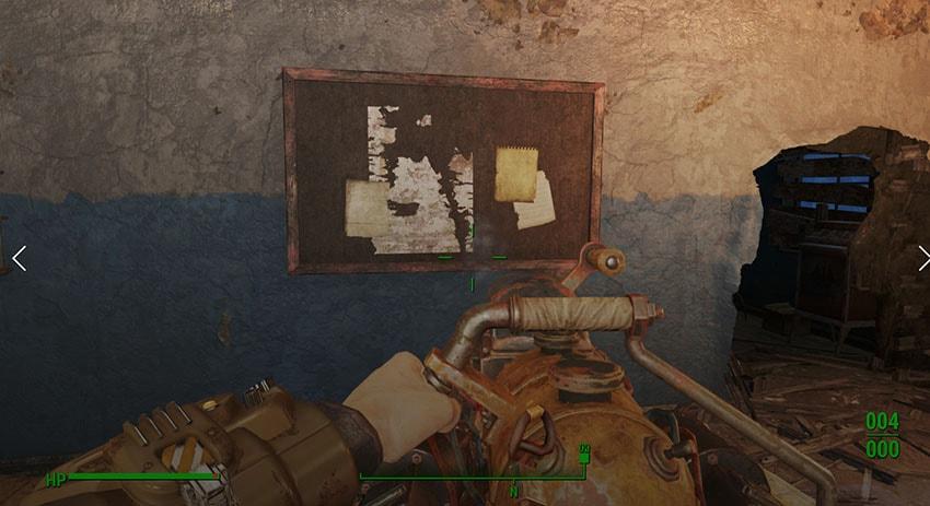 Где взять проводку в Fallout 4