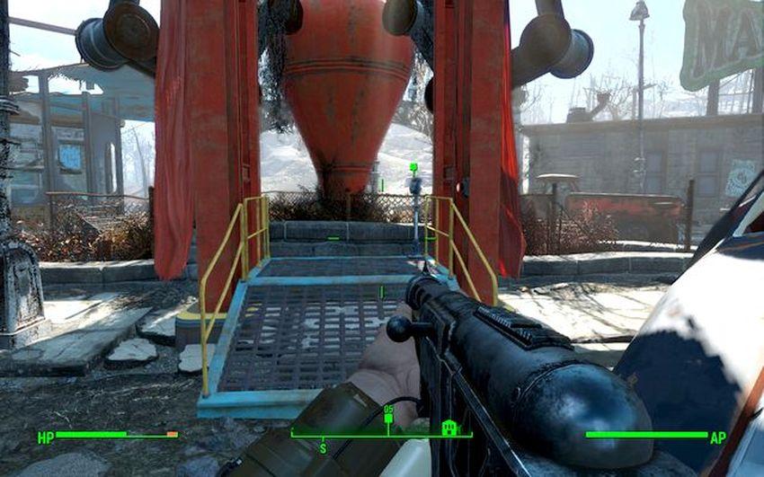 Дженерал Атомикс Галерея в Fallout 4