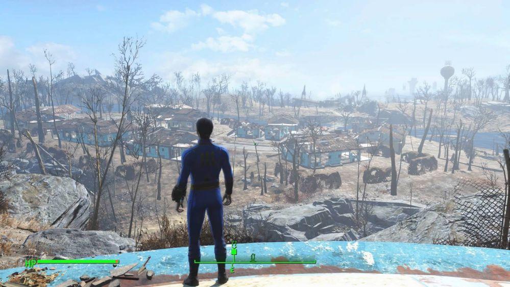 Id квестов в Fallout 4