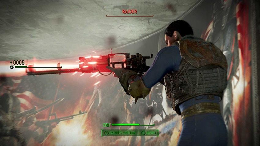 ID оружия в Fallout 4