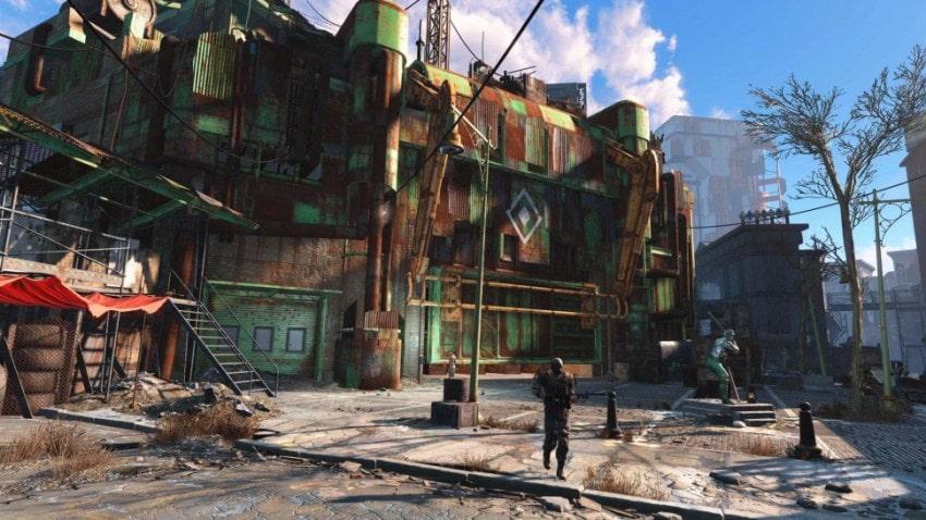 Id предметов Fallout 4
