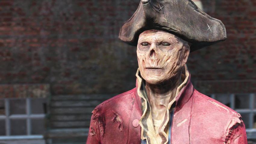 Джон Хэнкок в Fallout 4