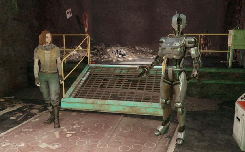 Как перепрограммировать ПАМ в Fallout 4