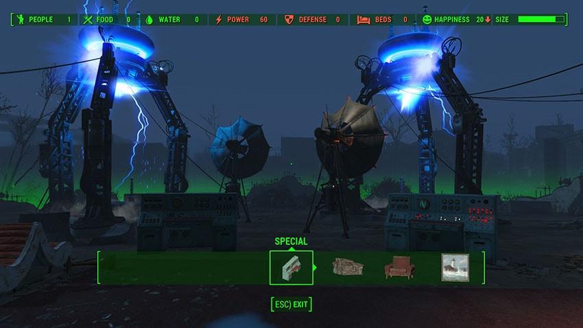 Как подключить молекулярный уровень в Fallout 4