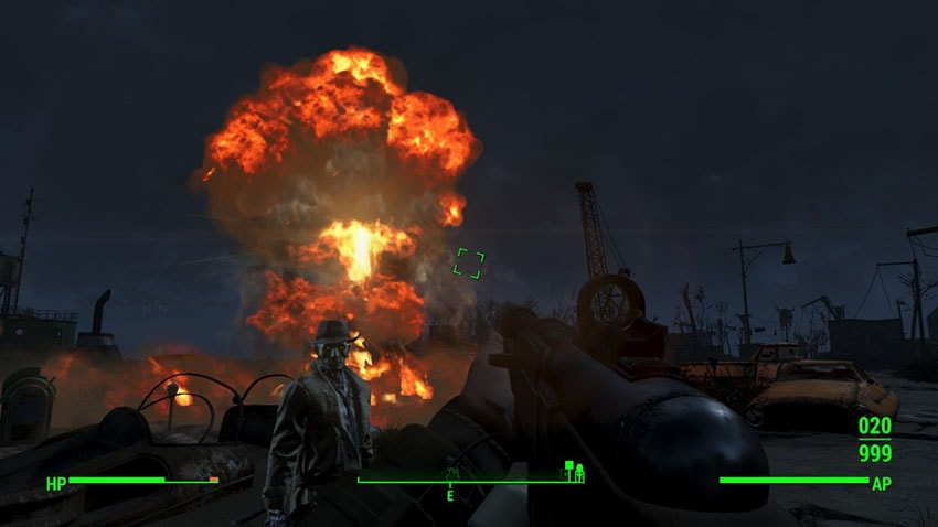 Как повысить ФПС в Fallout 4